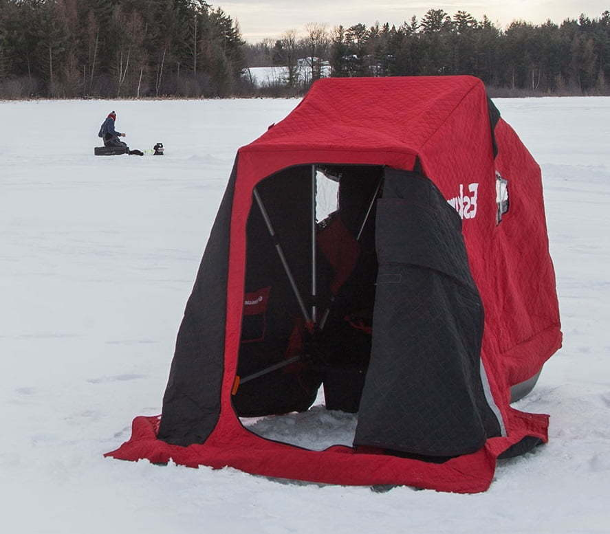 eskimo ice shelters